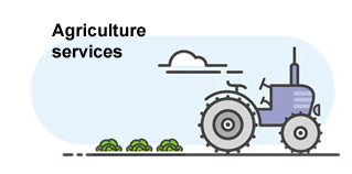 AGRICULTURE-SERVICES