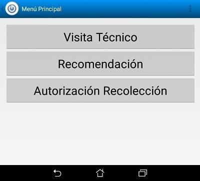 App Tecnicos