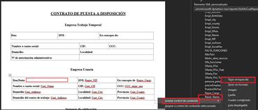 Contratos de puesta a disposición (CPD) el Software ETT agricultura