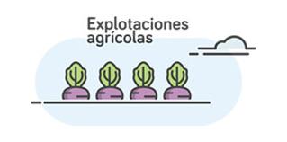 explotaciones agrícolas