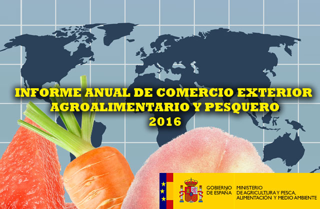 INFORME ANUAL COMEX AGROALIMENTARIO 2016