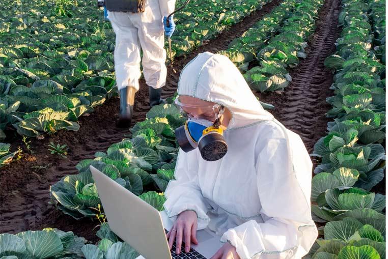 Registro de aplicaciones fitosanitarias ERP Hortofrutícola empresa agroalimentaria