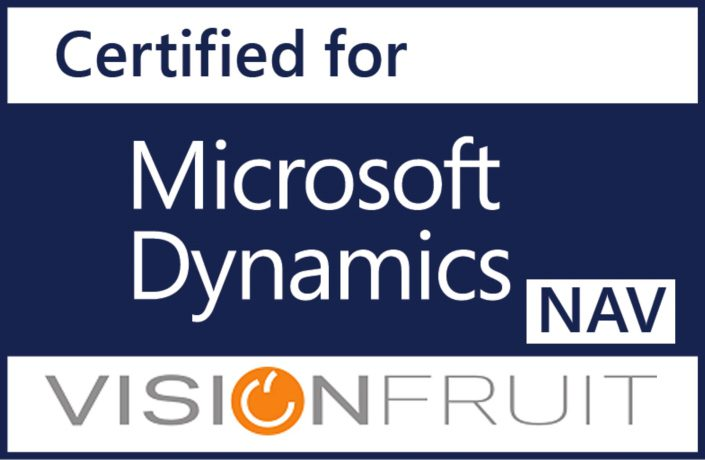 visionfruit certified microsoft dynamics